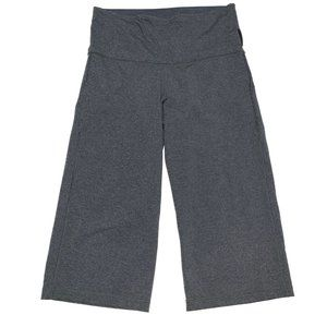 Lululemon Blissed Out Culottes Crop Leggings Wide